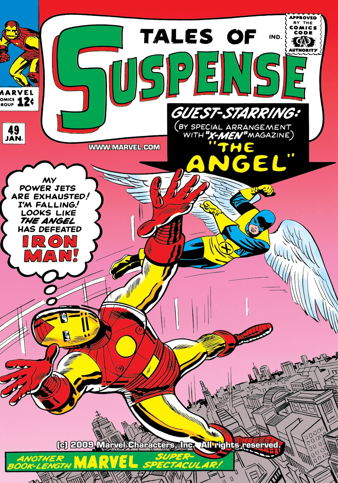 Tales of Suspense (1959) issue 49 - Page 1