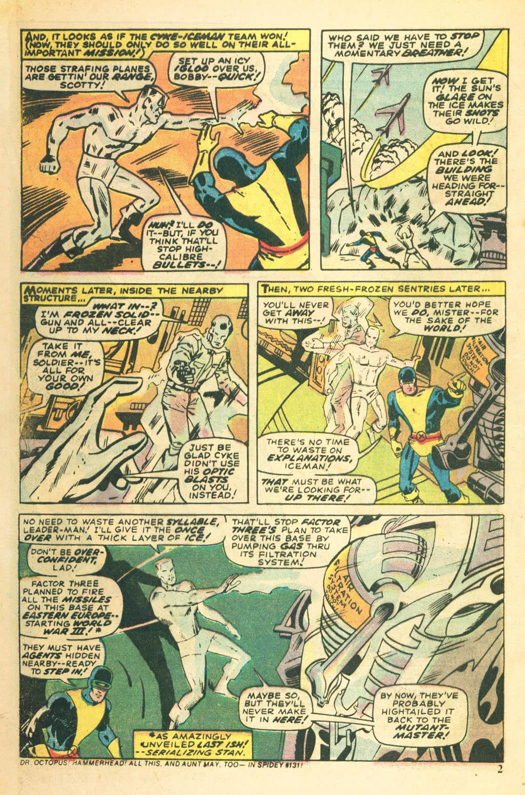 Read online Uncanny X-Men (1963) comic -  Issue #87 - 4