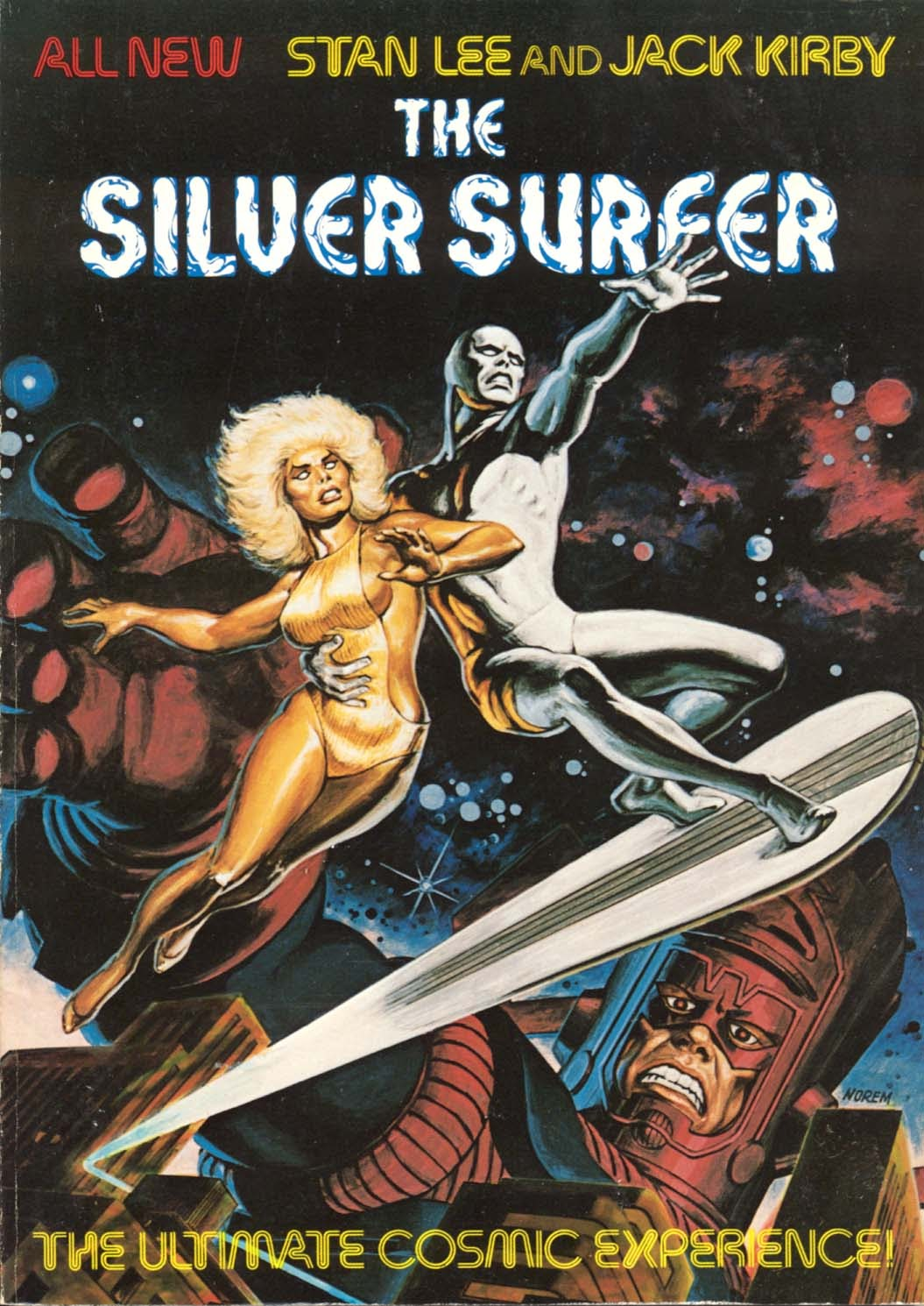 The Silver Surfer issue TPB - Page 1