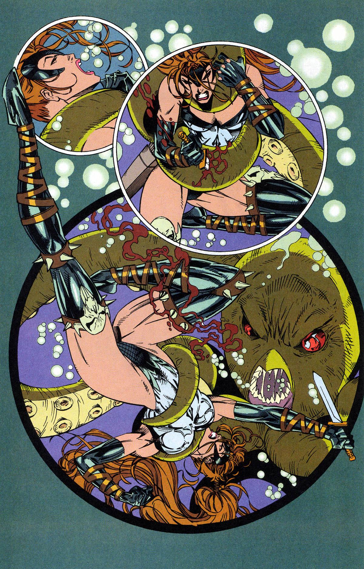 Read online Artemis: Requiem comic -  Issue #3 - 18
