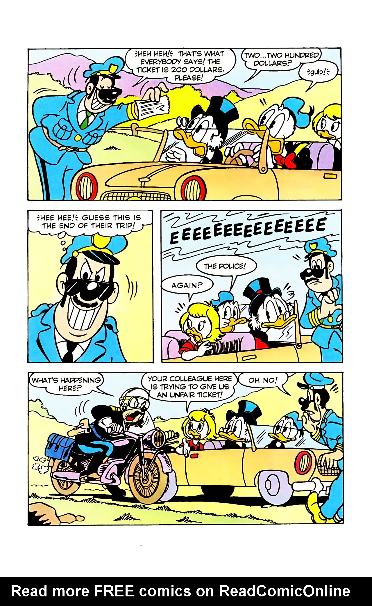 Read online Uncle Scrooge (1953) comic -  Issue #388 - 21