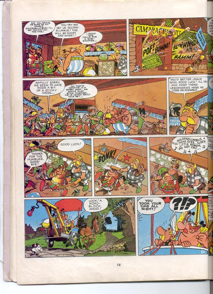 Asterix issue 5 - Page 13