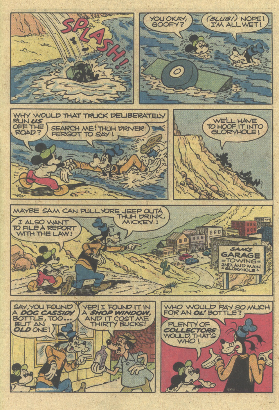 Walt Disney's Comics and Stories issue 450 - Page 31