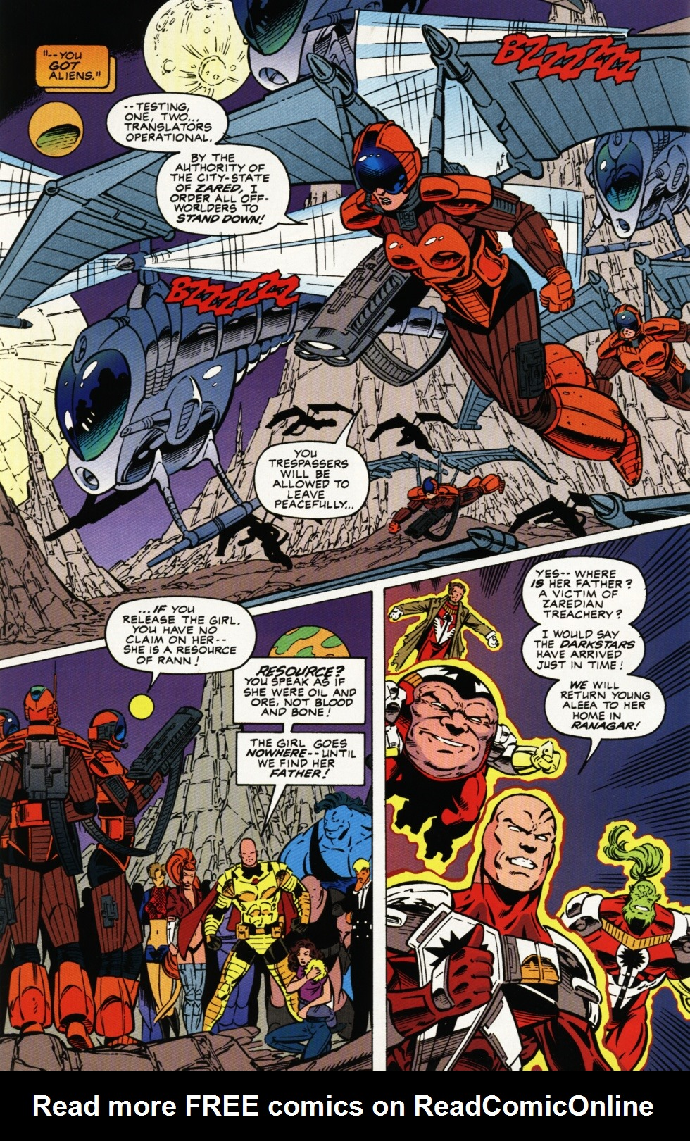 Read online Superboy & The Ravers comic -  Issue #3 - 17