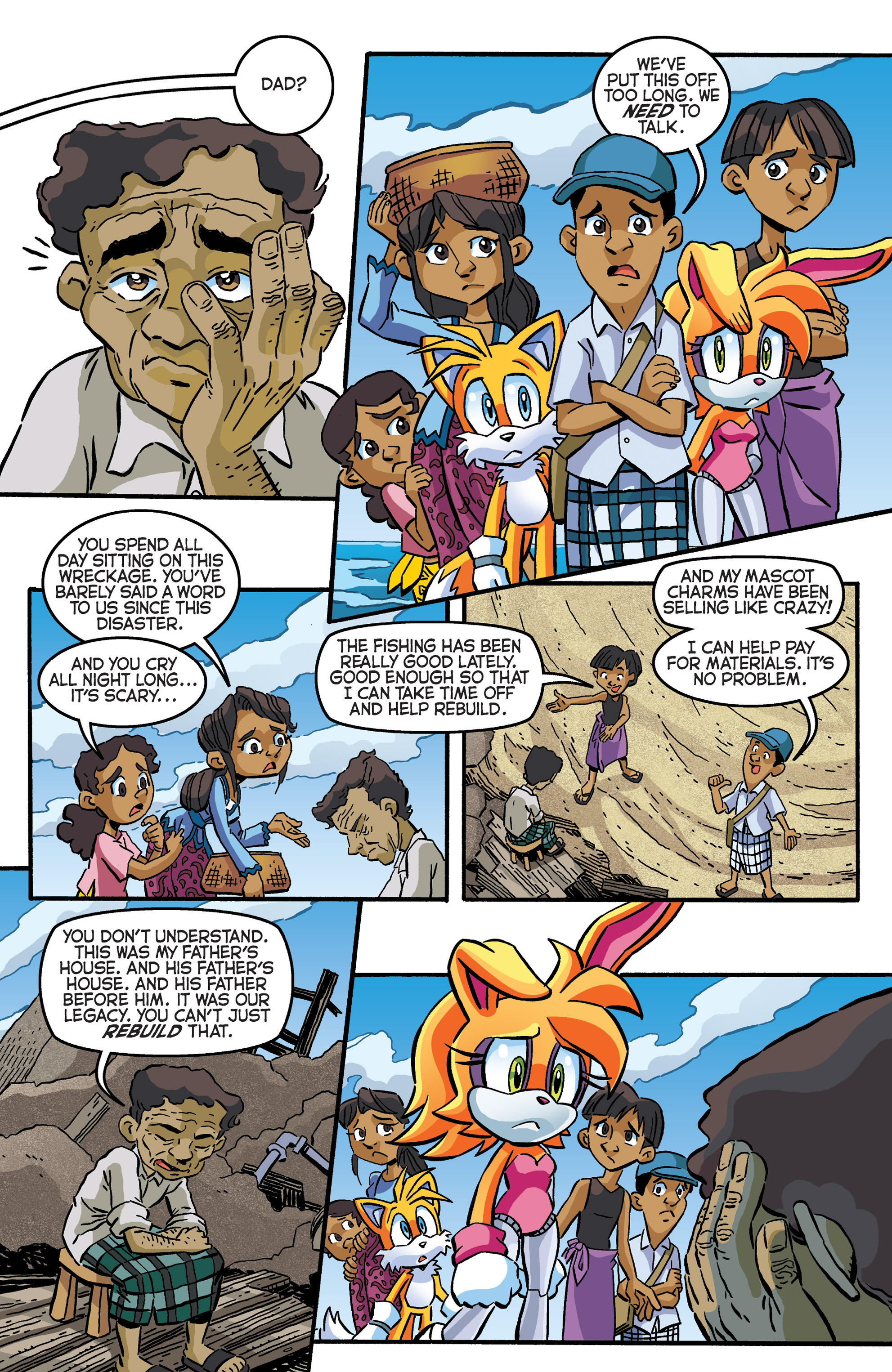 Read online Sonic The Hedgehog comic -  Issue #281 - 16