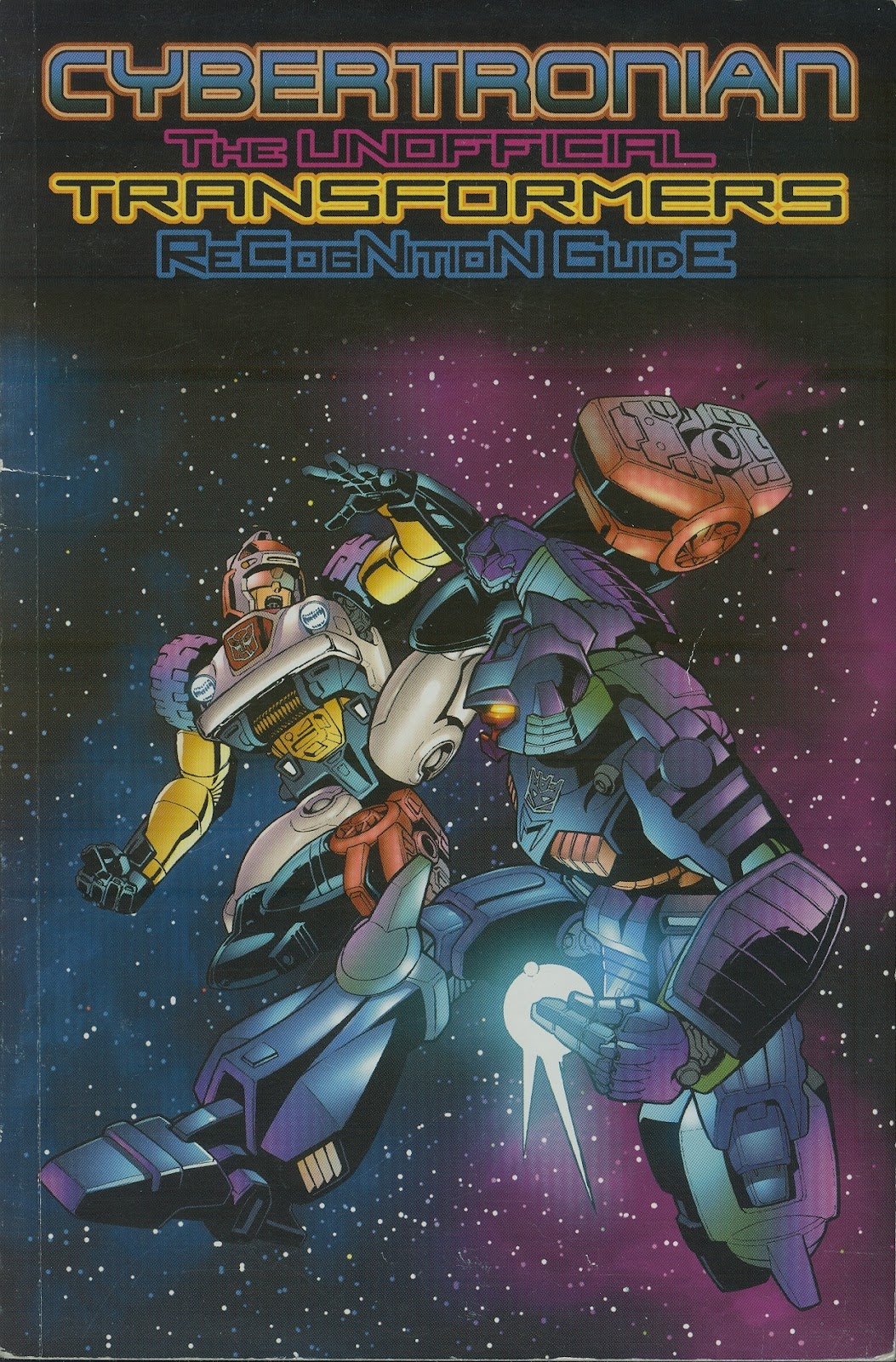 Cybertronian: An Unofficial Transformers Recognition Guide 5 Page 1