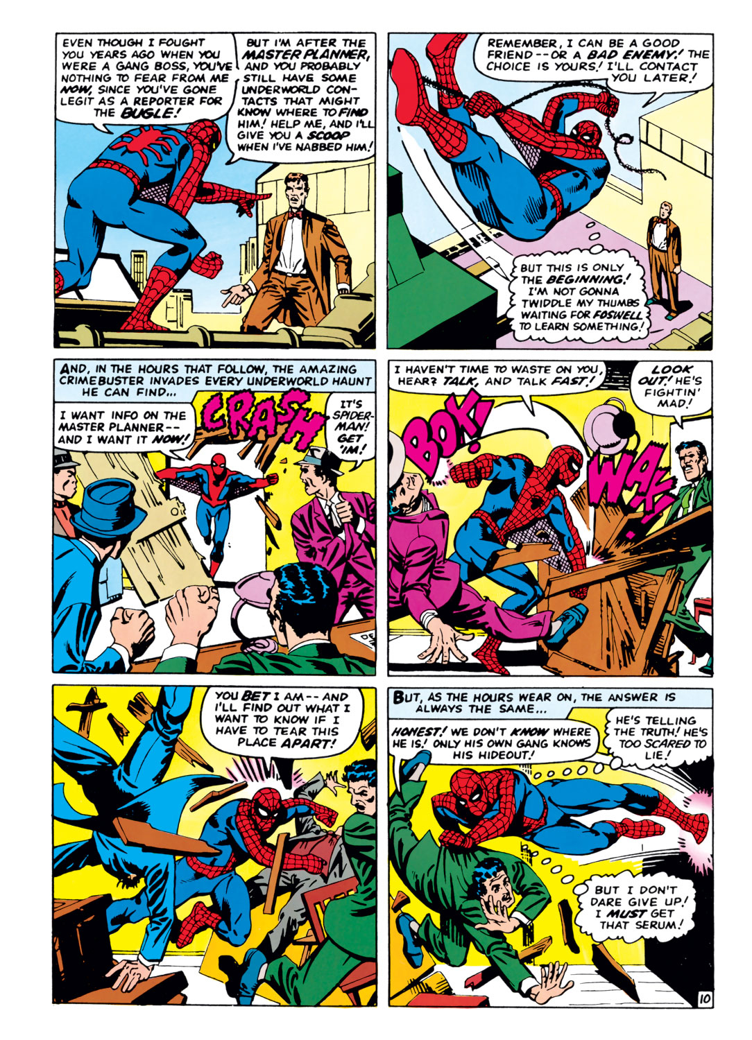 The Amazing Spider-Man (1963) 32 Page 10