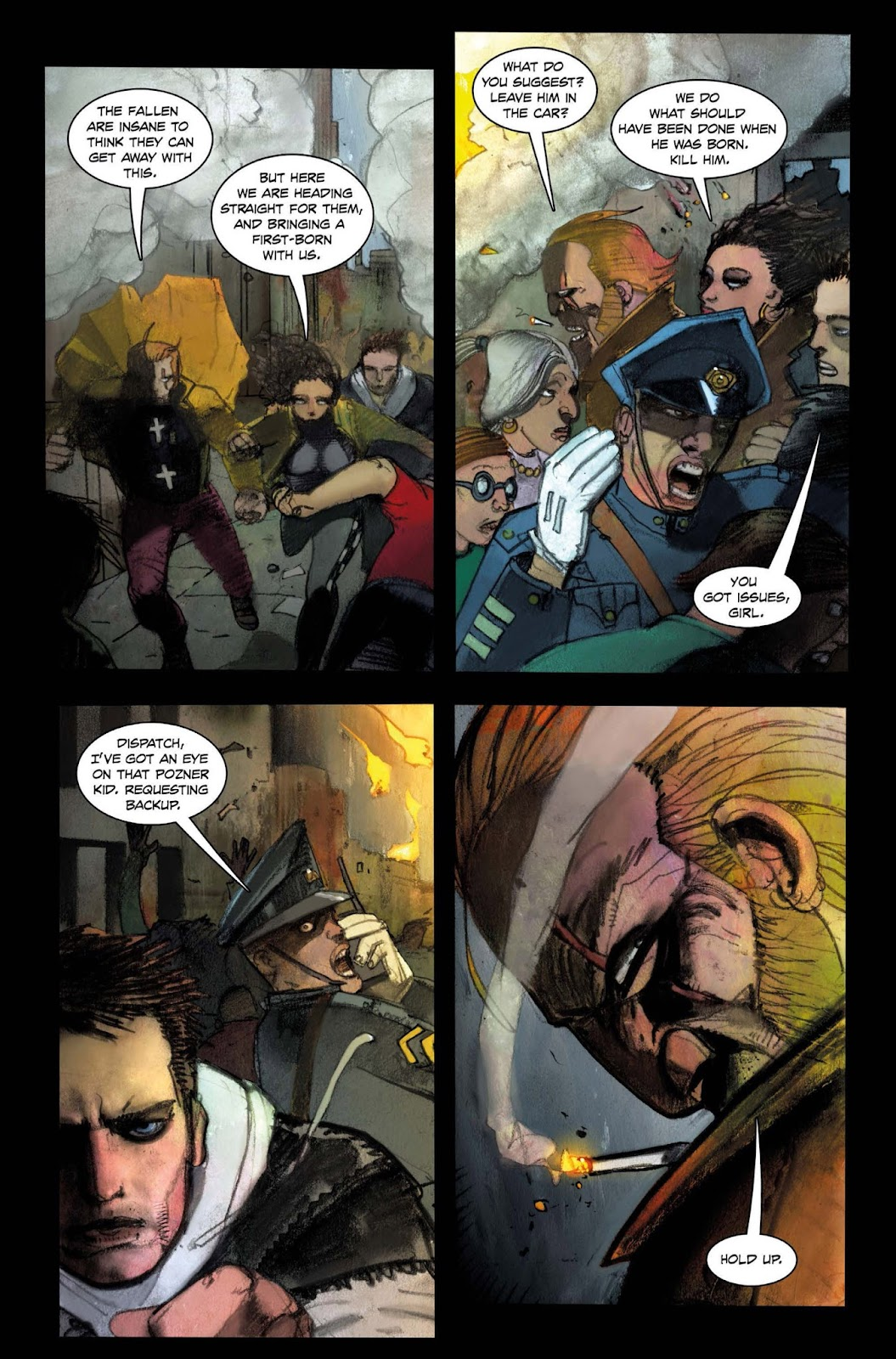 13 Coins issue TPB - Page 125