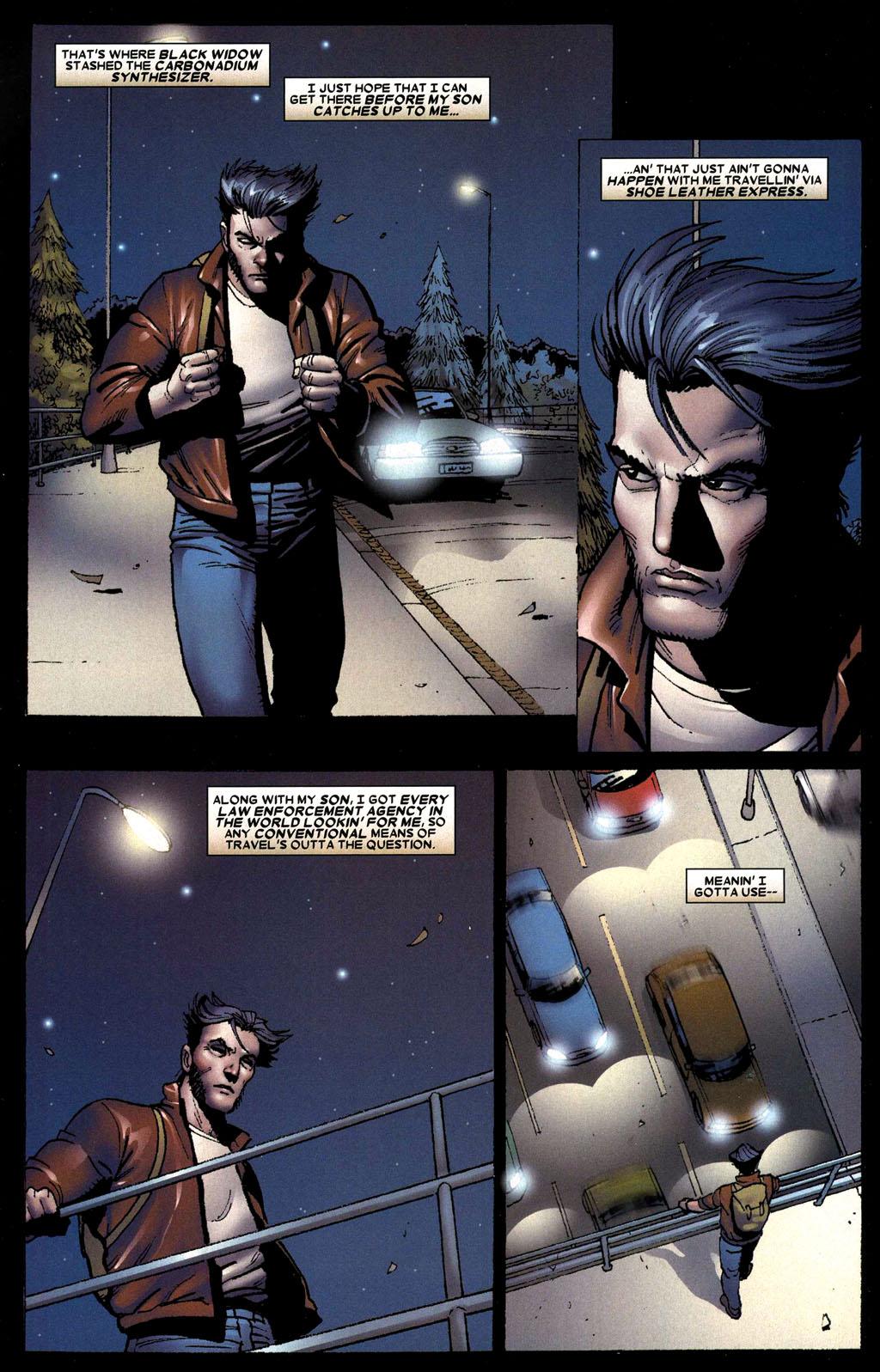 Read online Wolverine: Origins comic -  Issue #12 - 19