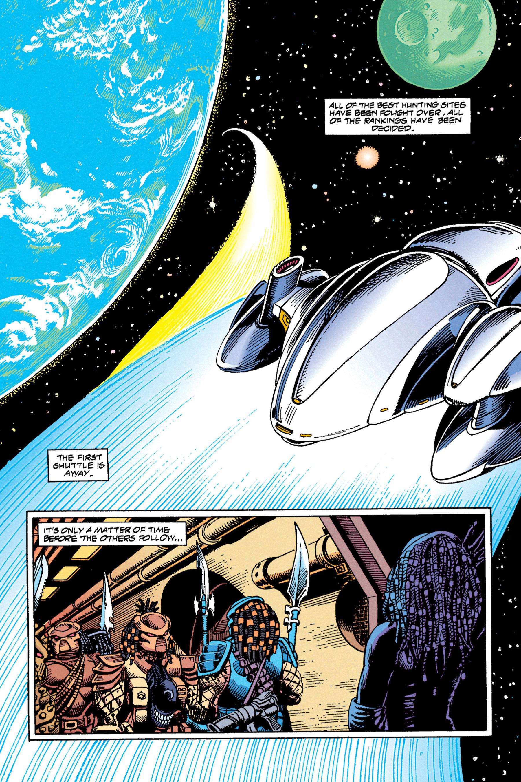 Read online Aliens vs. Predator Omnibus comic -  Issue # _TPB 1 Part 3 - 65