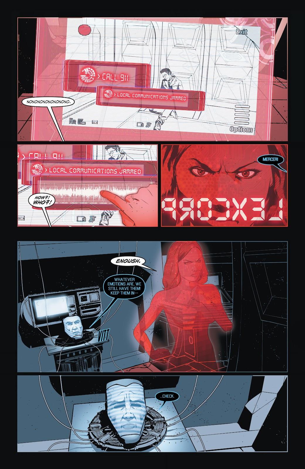 Read online Smallville Season 11 [II] comic -  Issue # TPB 6 - 35