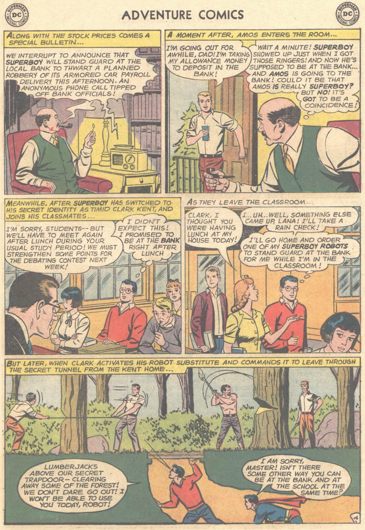 Read online Adventure Comics (1938) comic -  Issue #314 - 27