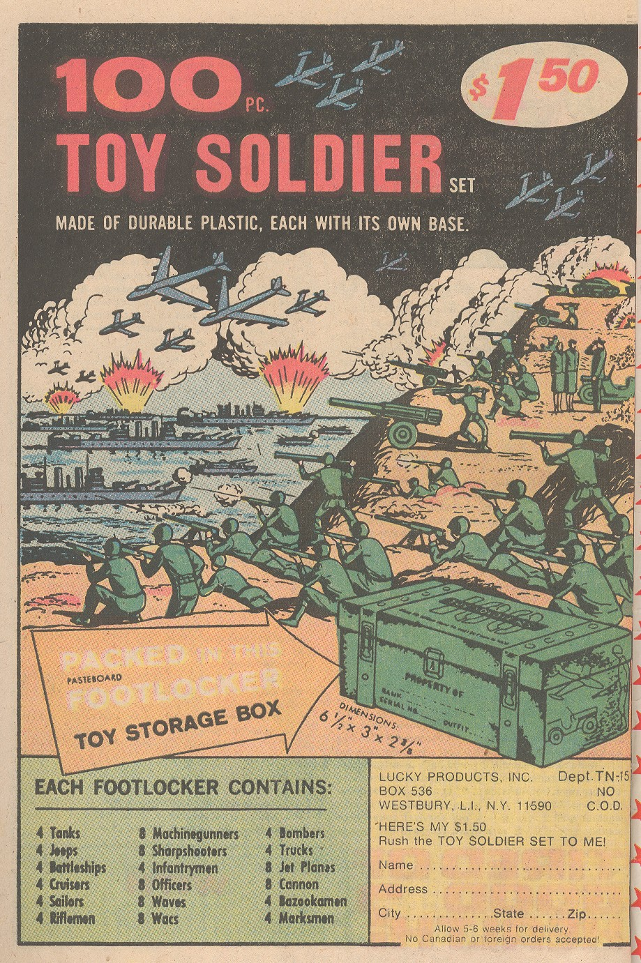 Our Army at War (1952) #301 #301 - English 34