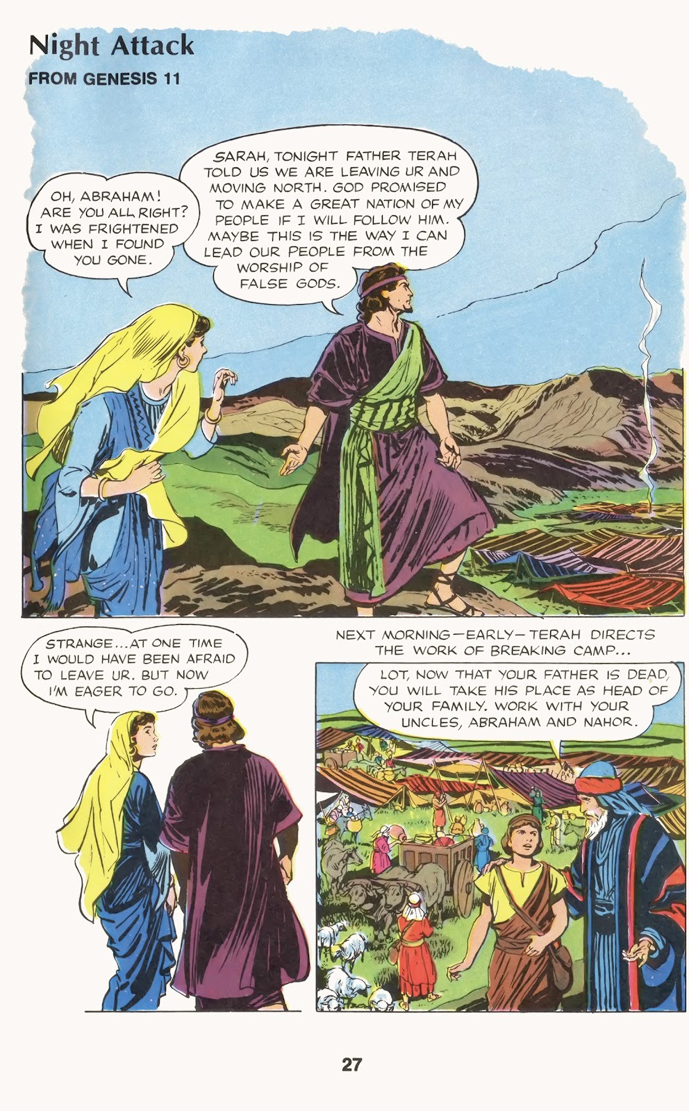 The Picture Bible issue TPB (Part 1) - Page 29