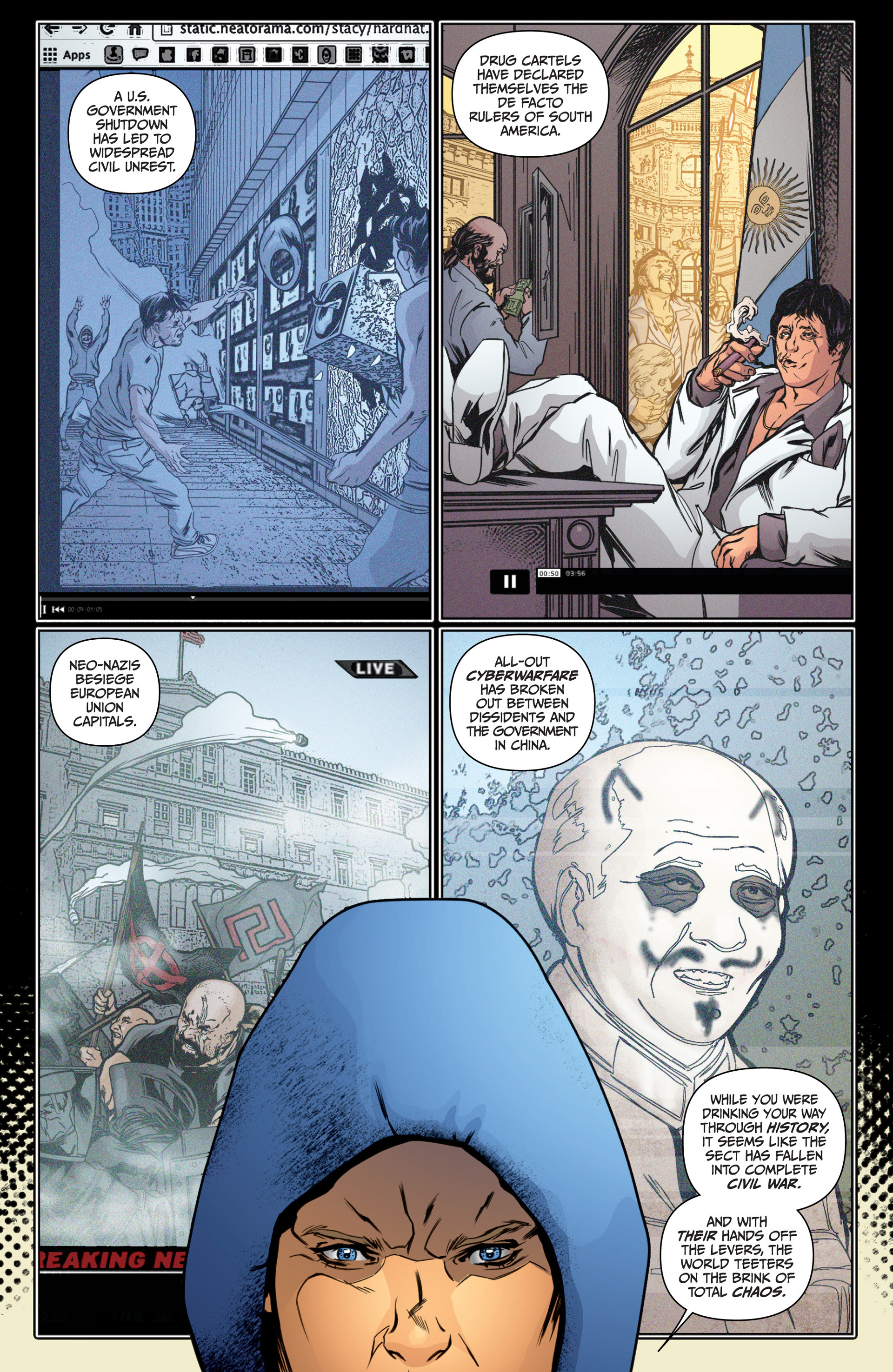Read online Archer and Armstrong comic -  Issue #16 - 12