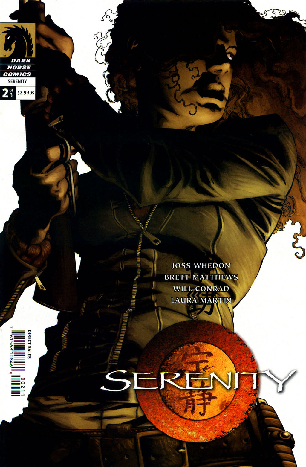 Read online Serenity comic -  Issue #2 - 3