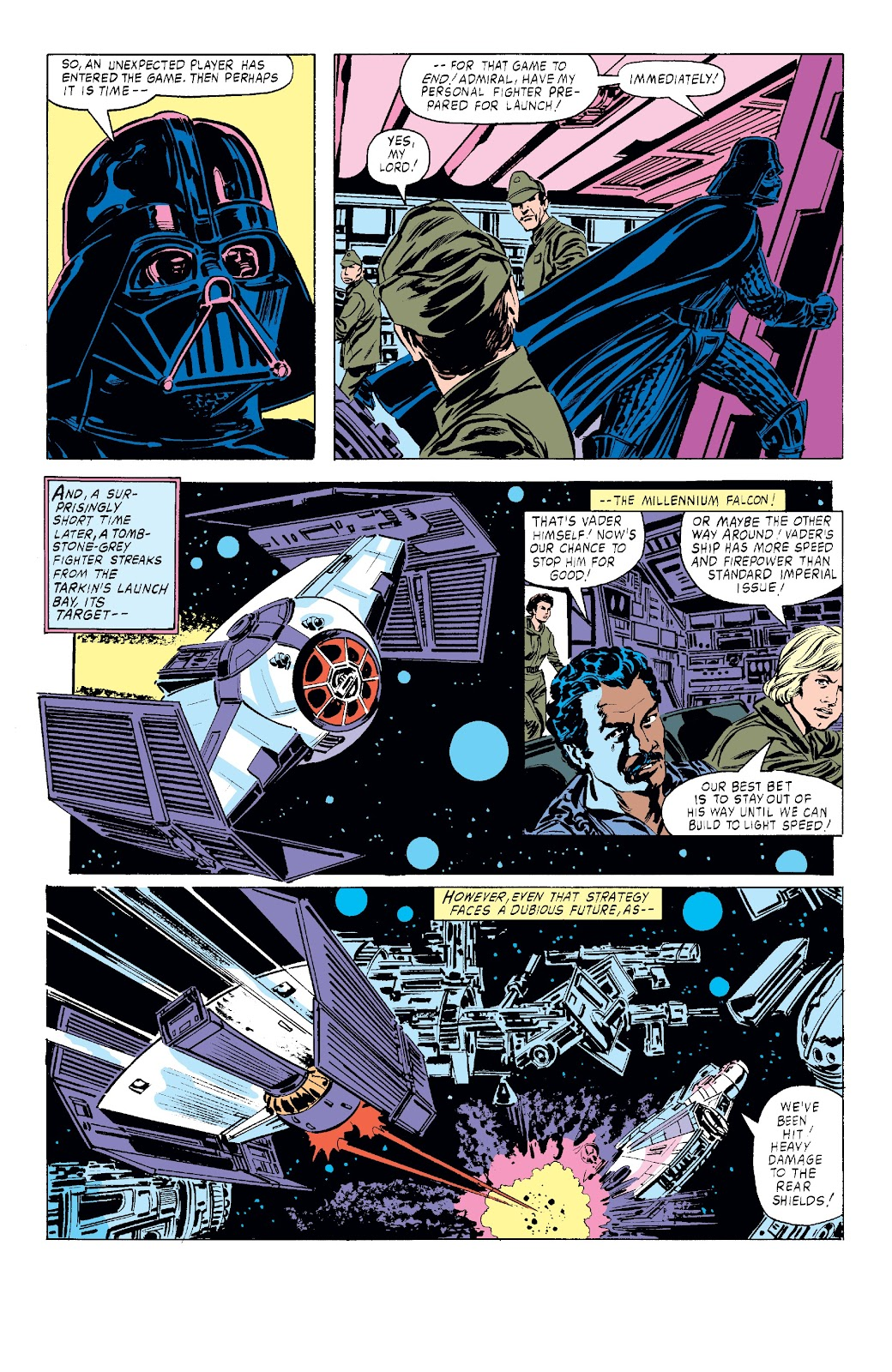 Read online Star Wars Legends: The Original Marvel Years - Epic Collection comic -  Issue # TPB 3 (Part 4) - 7