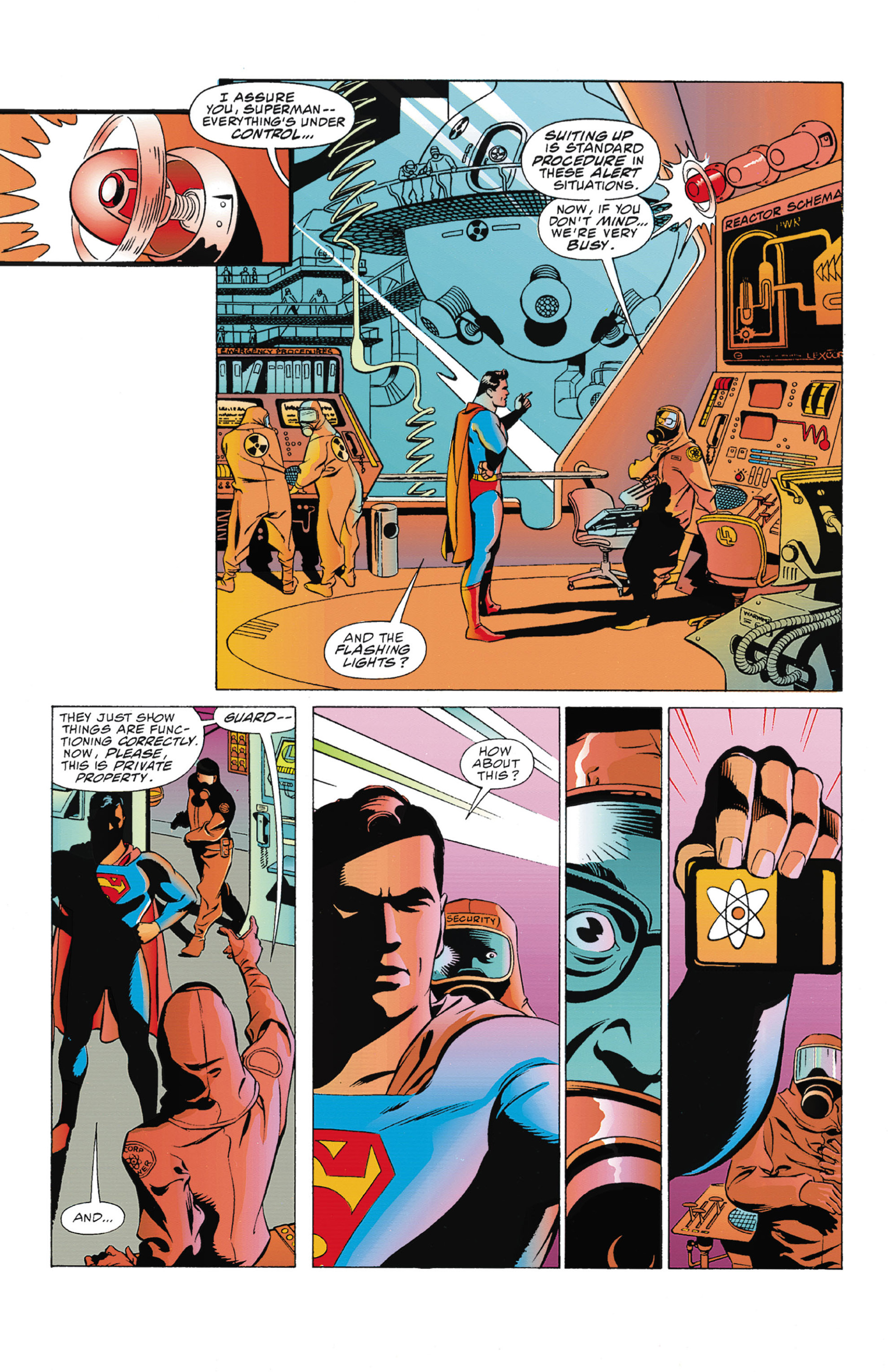 Read online World's Finest (1990) comic -  Issue #3 - 31