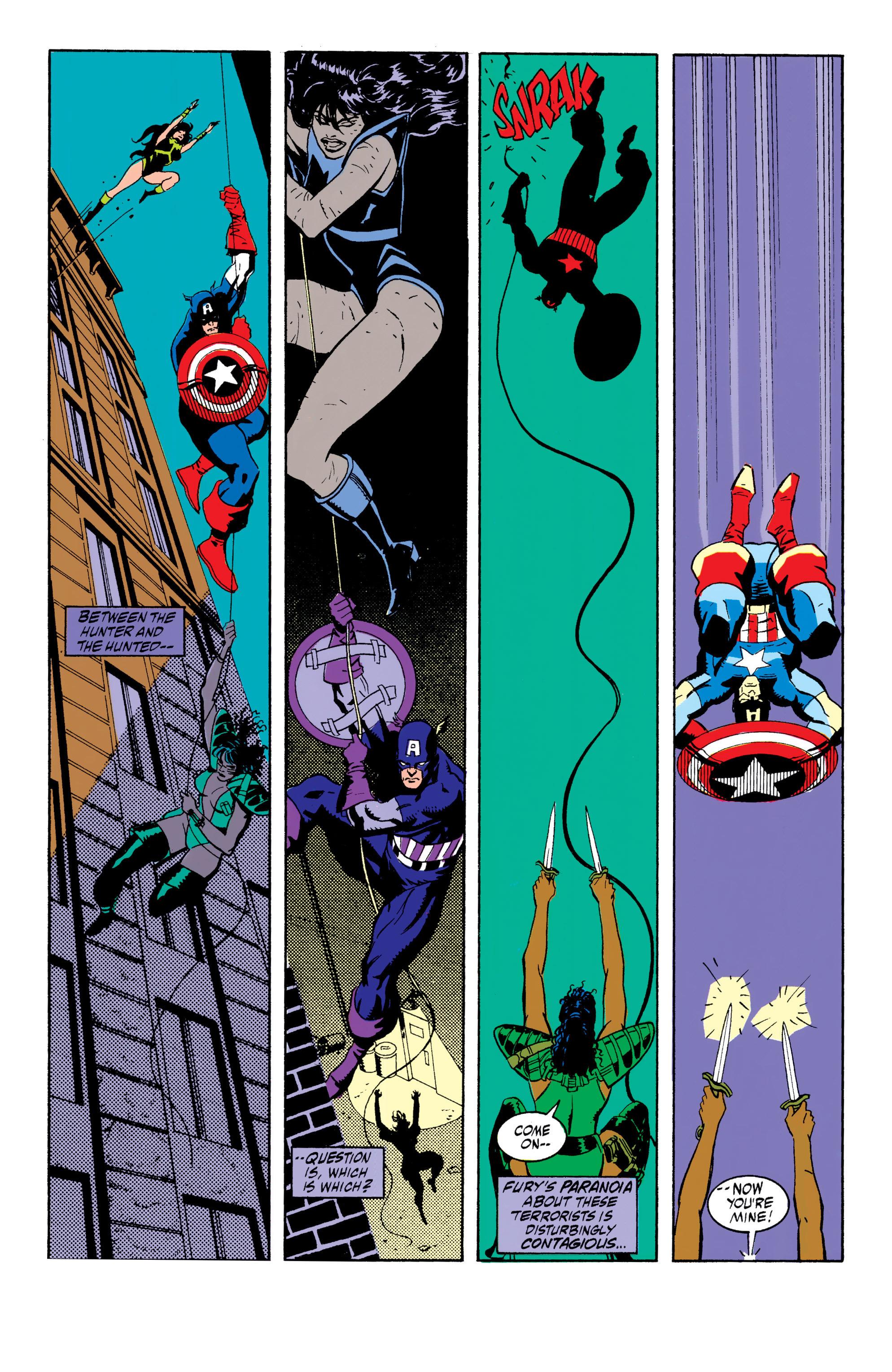 Read online Captain America (1968) comic -  Issue # _Annual 10 - 22