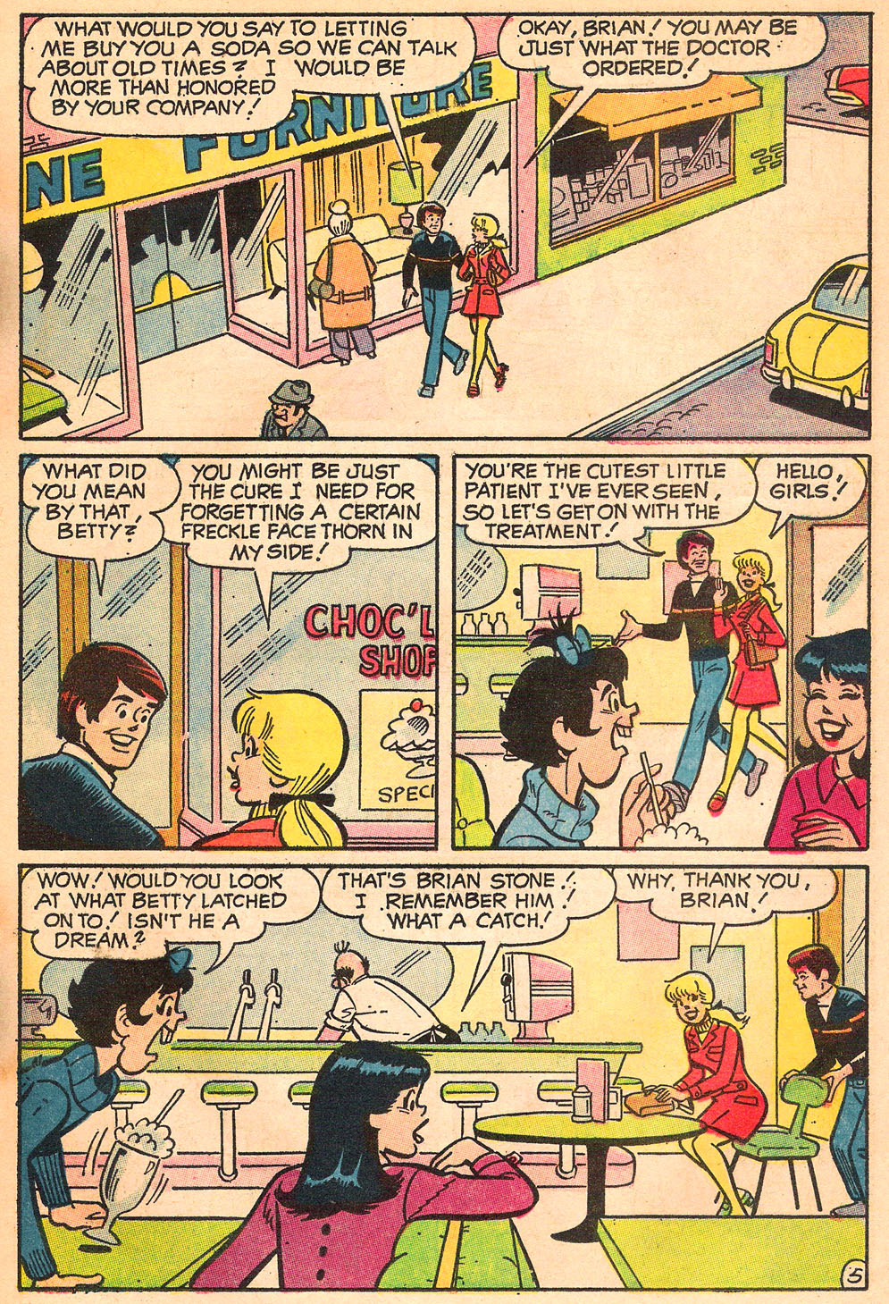 Read online Archie's Girls Betty and Veronica comic -  Issue #185 - 15