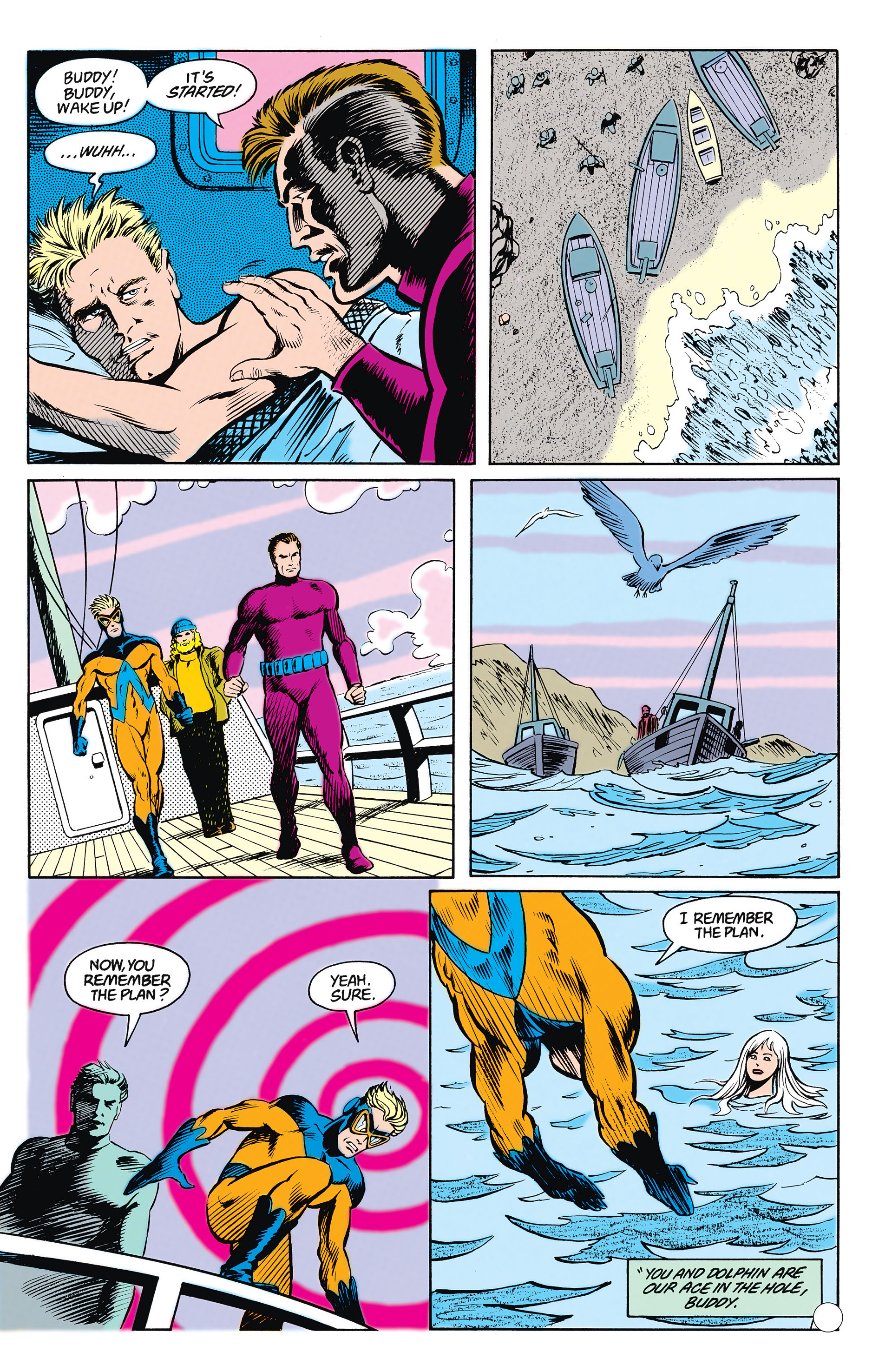 Read online Animal Man (1988) comic -  Issue #15 - 14