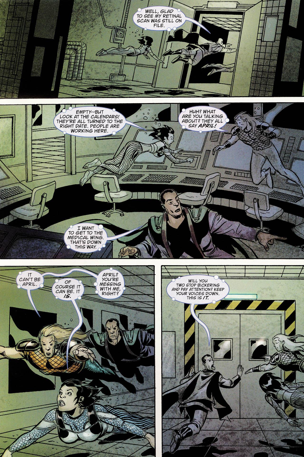 Read online Aquaman: Sword of Atlantis comic -  Issue #52 - 21