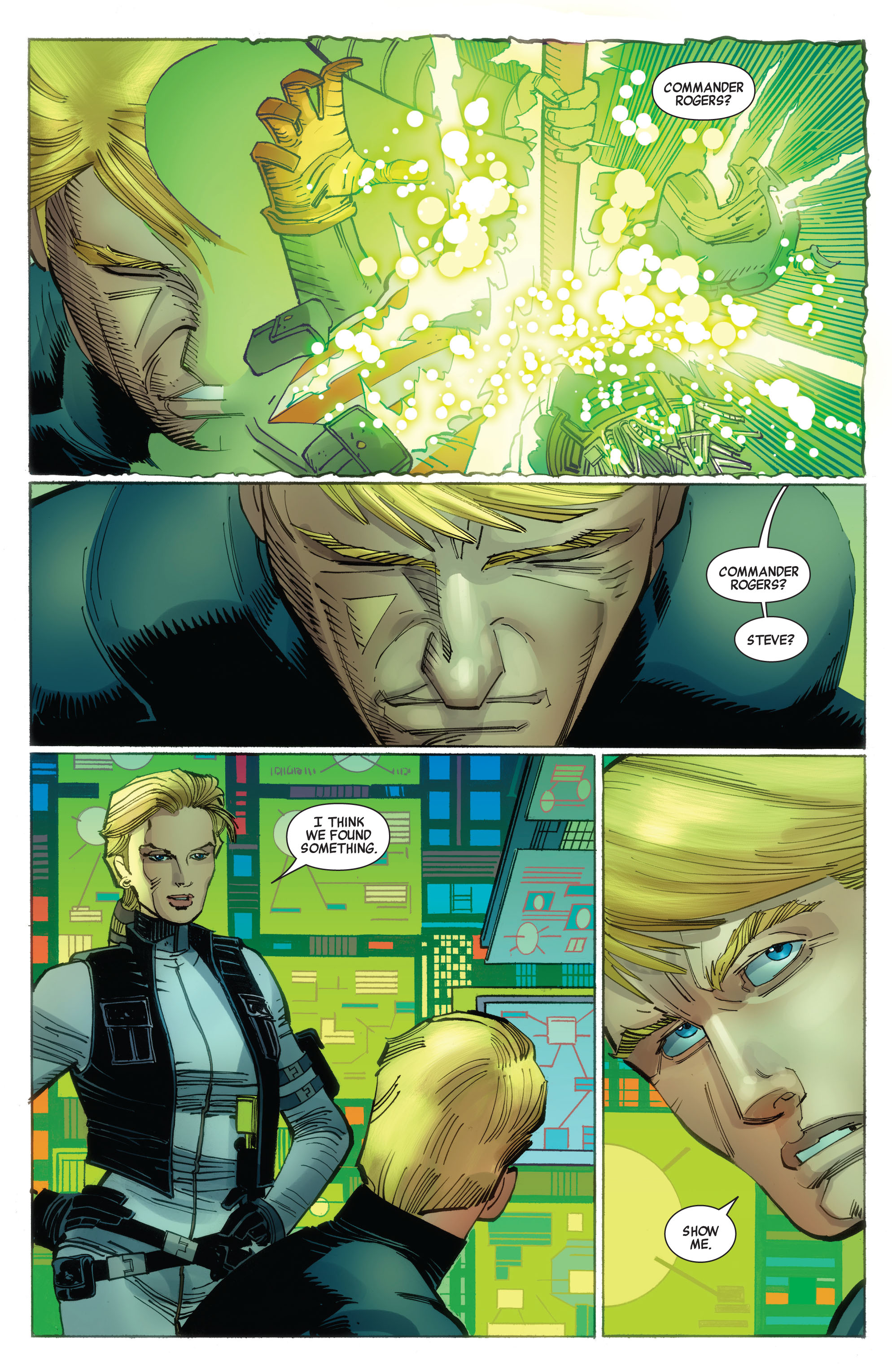 Read online Avengers (2010) comic -  Issue #16 - 6