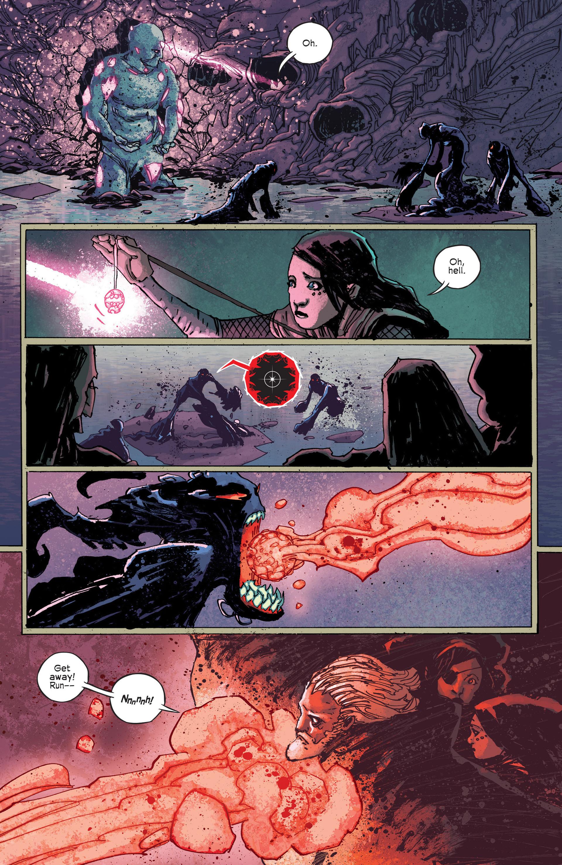 Read online Umbral comic -  Issue #3 - 22