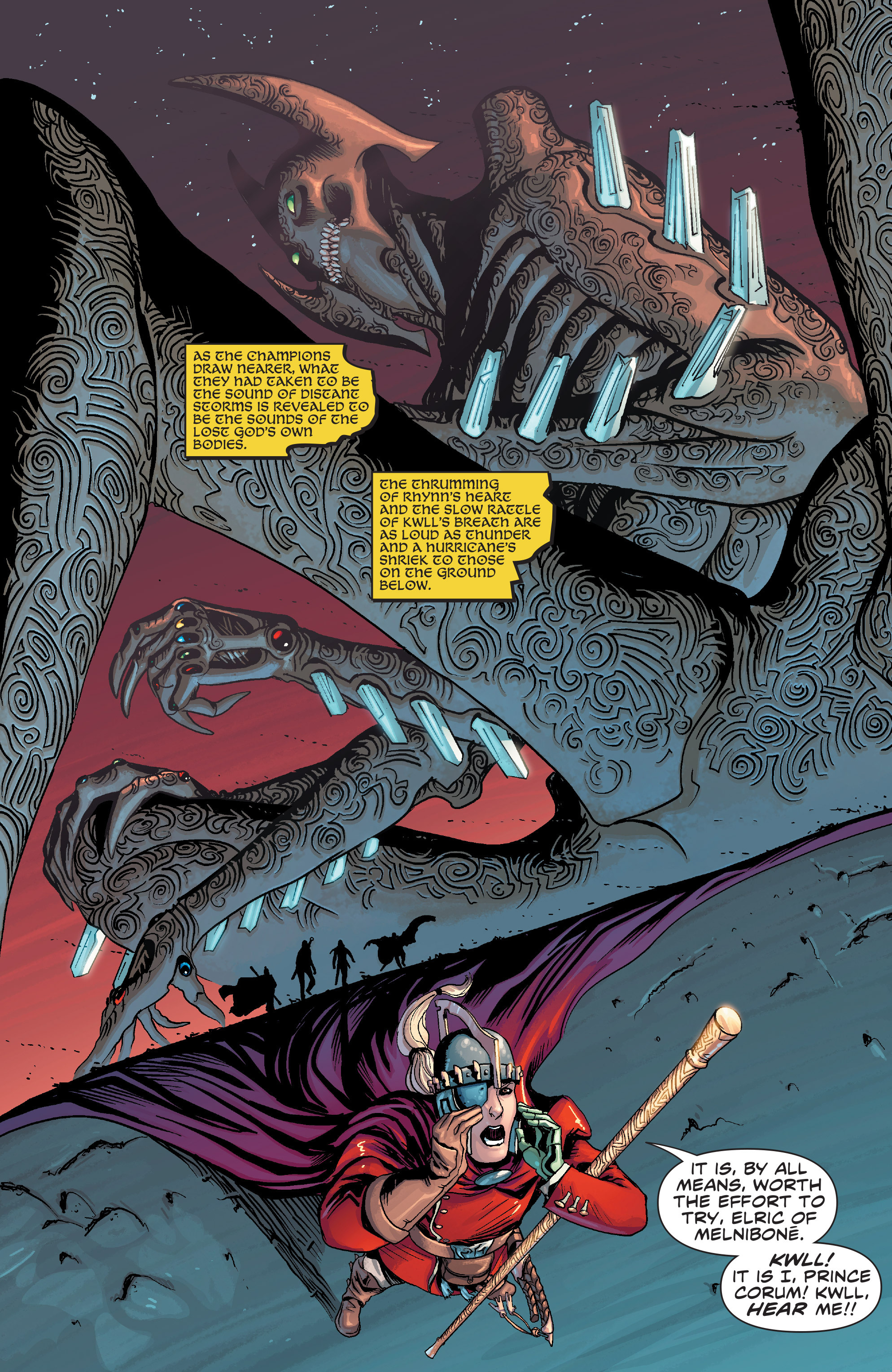 Read online Elric: The Balance Lost comic -  Issue # TPB 3 - 33