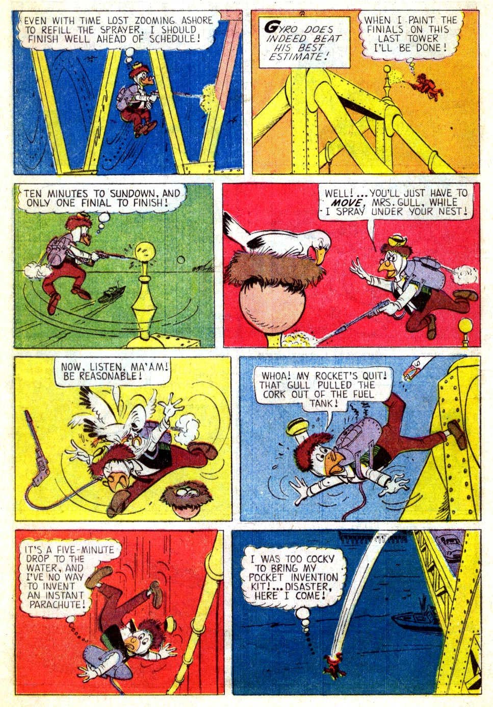 Read online Uncle Scrooge (1953) comic -  Issue #46 - 28