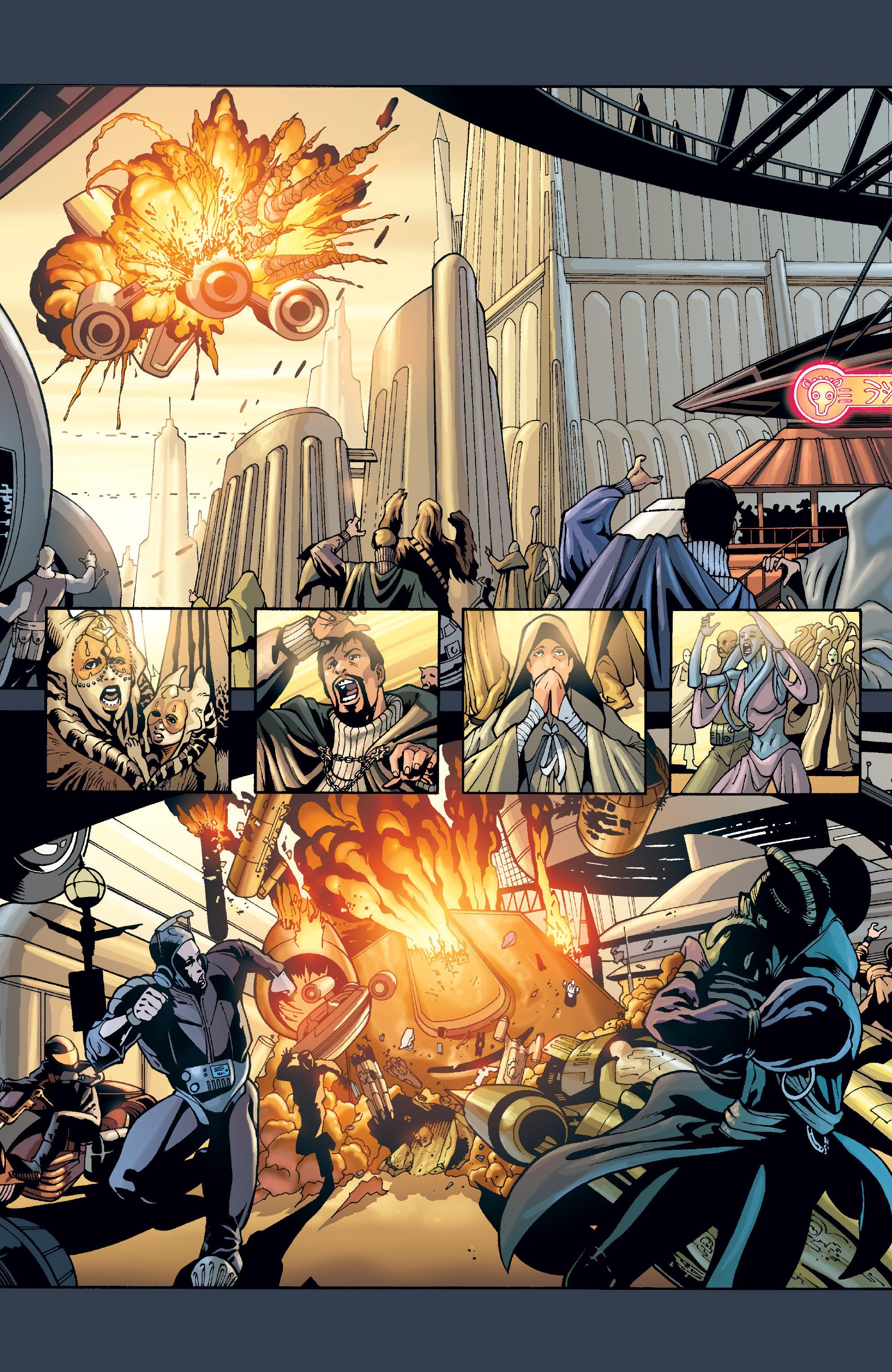 Read online Star Wars Omnibus comic -  Issue # Vol. 24 - 376