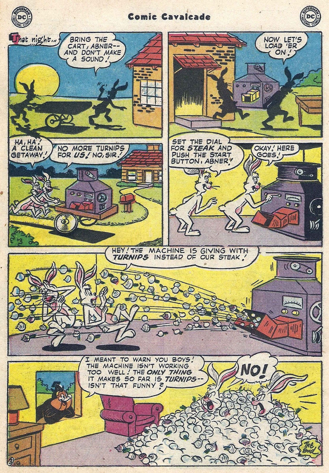Comic Cavalcade issue 56 - Page 50