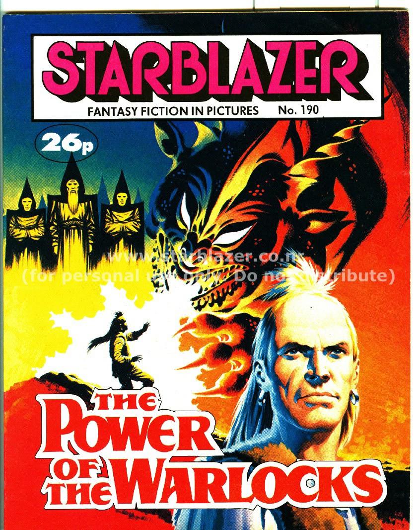 Starblazer issue 190 - Page 1
