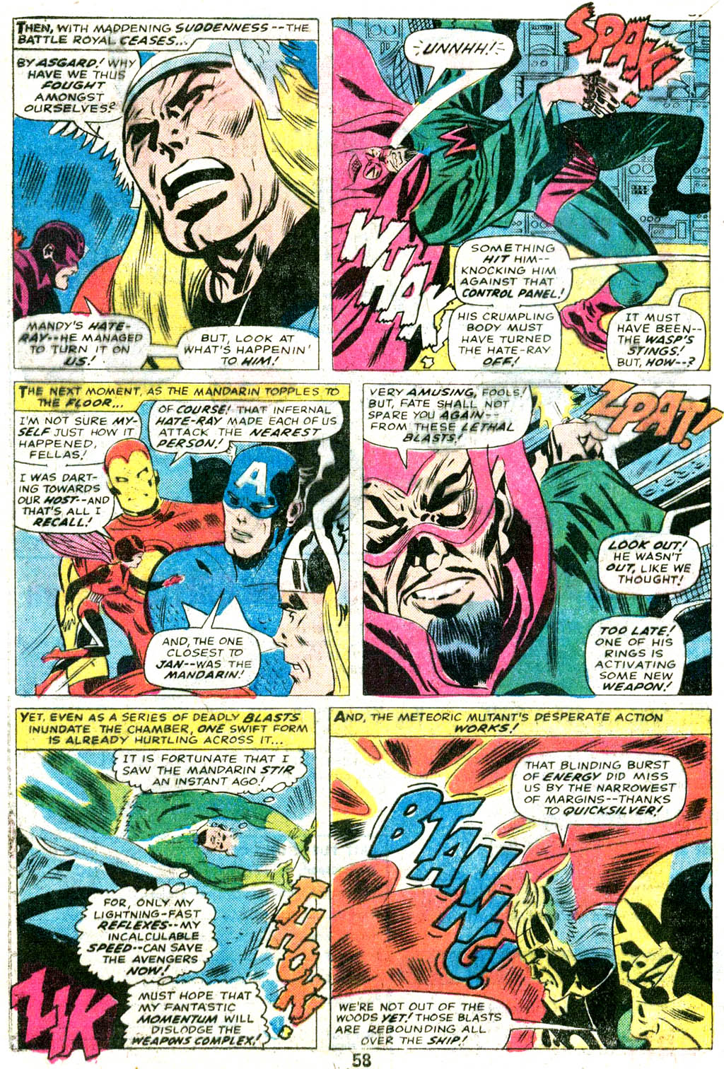 Giant-Size Avengers (1974) issue 5 - Page 47
