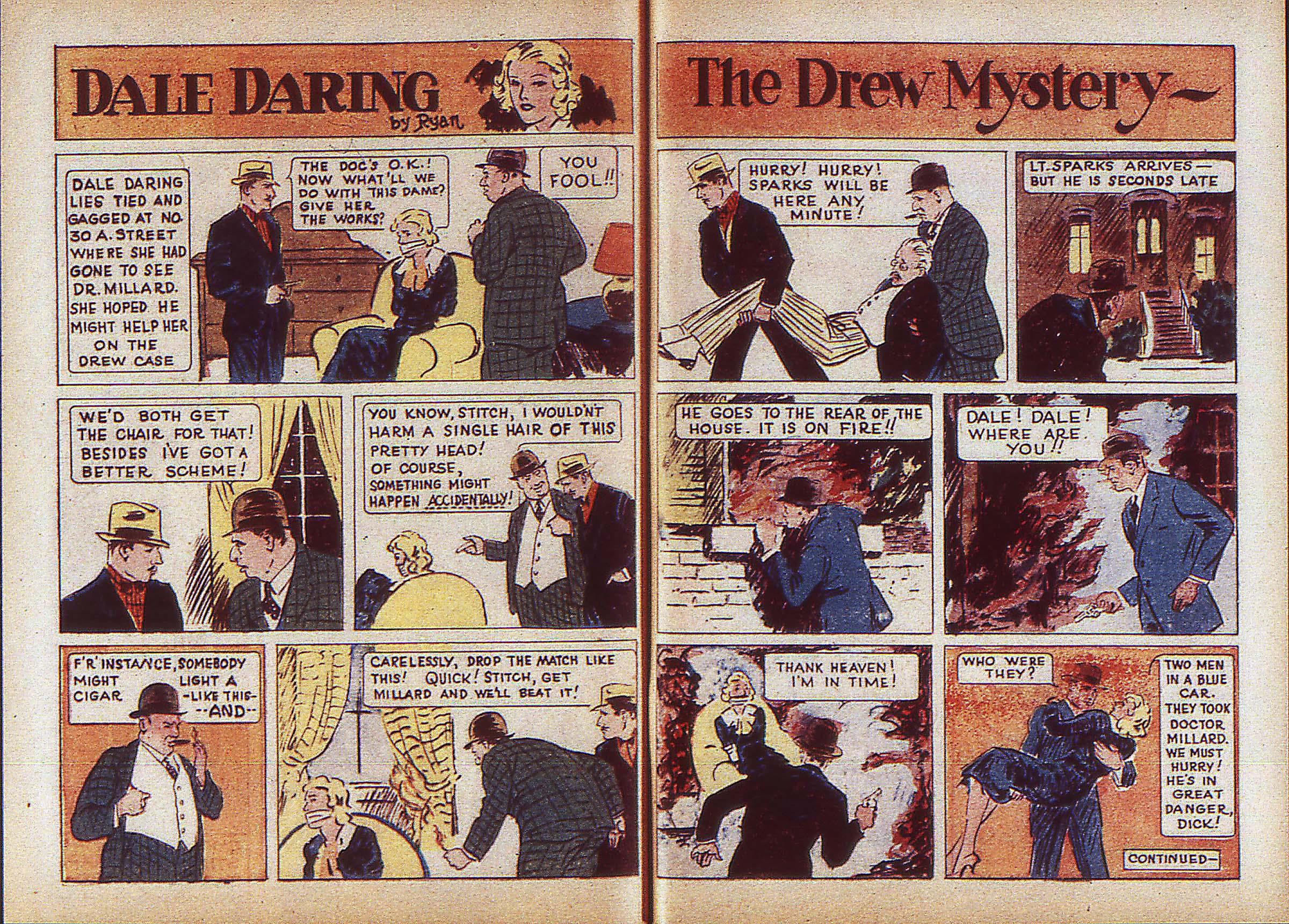 Read online Adventure Comics (1938) comic -  Issue #5 - 39