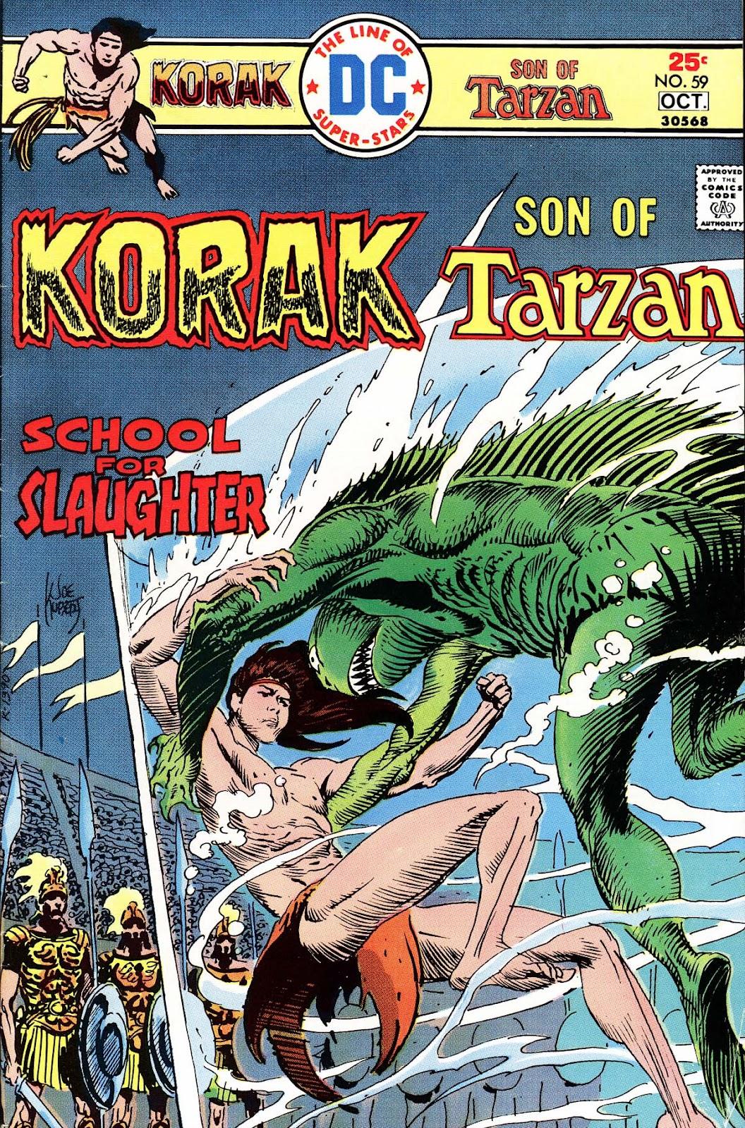 Korak, Son of Tarzan (1972) 59 Page 1