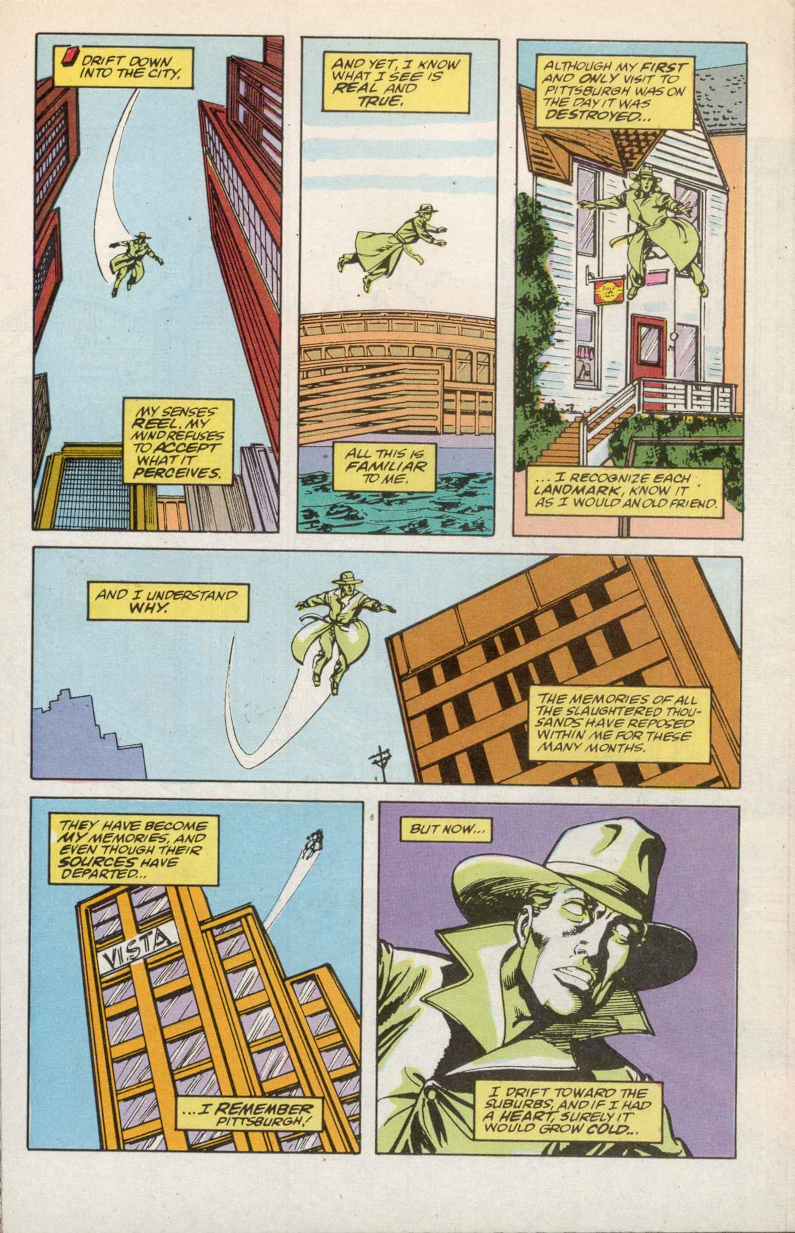 Read online Star Brand comic -  Issue #17 - 19