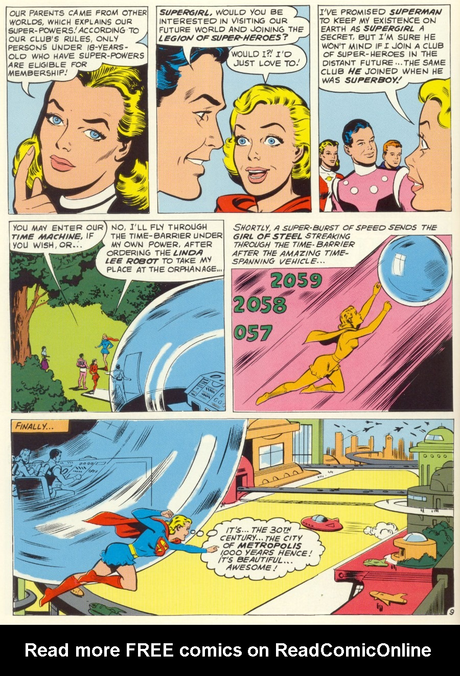 Read online Adventure Comics (1938) comic -  Issue #492 - 43
