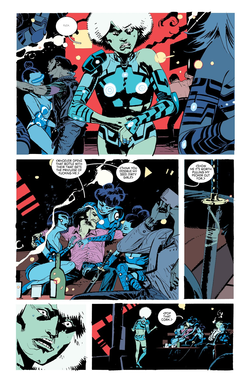 Read online Deadly Class comic -  Issue #37 - 13