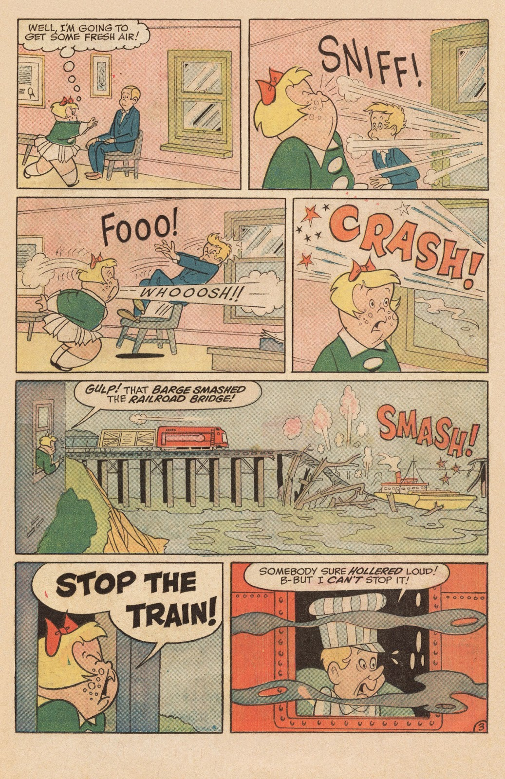 Little Dot (1953) issue 159 - Page 23