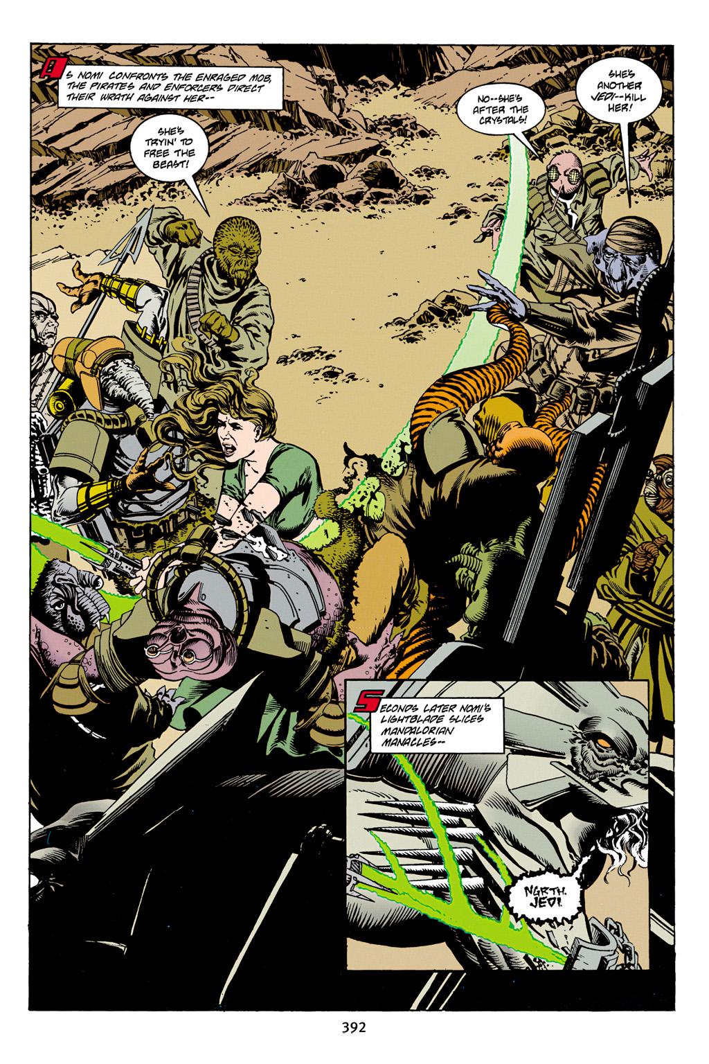 Read online Star Wars Omnibus comic -  Issue # Vol. 4 - 380