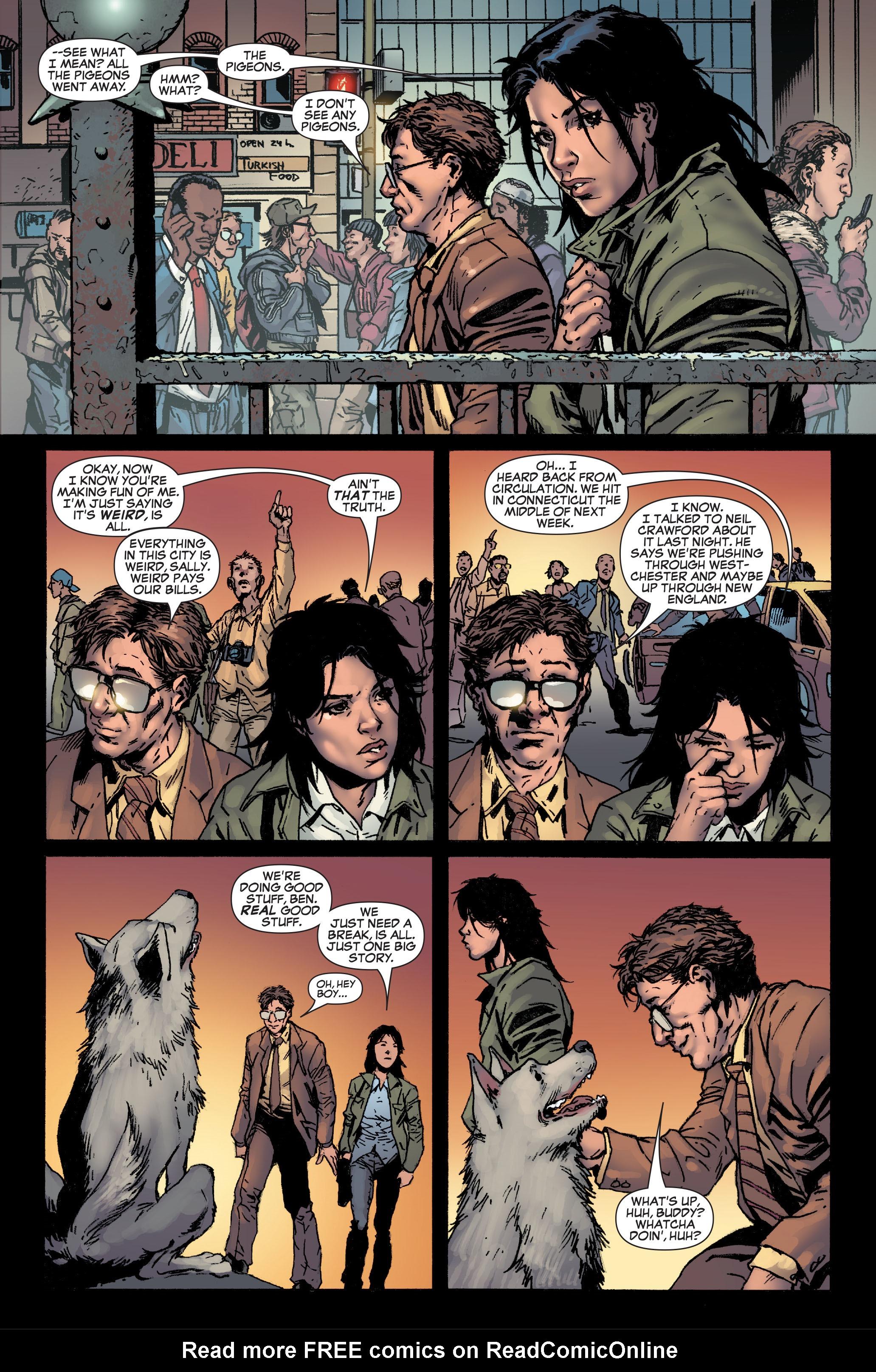 Read online World War Hulk: Front Line comic -  Issue #1 - 6