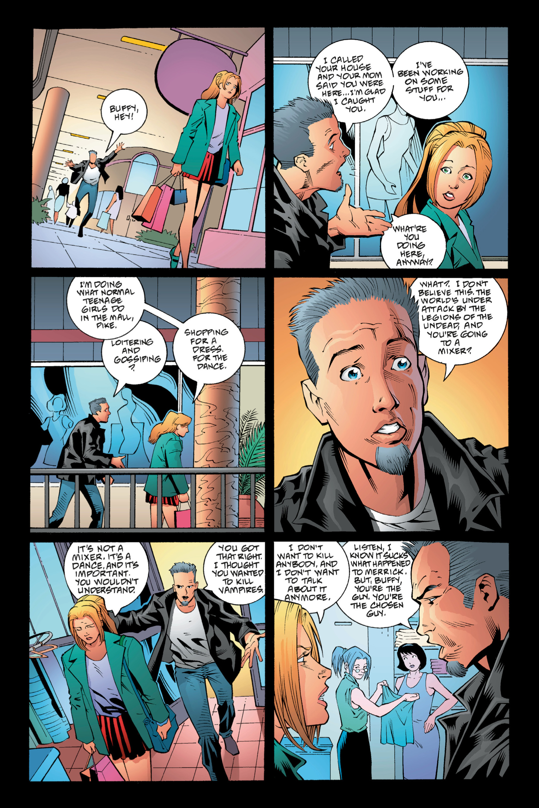 Read online Buffy the Vampire Slayer: Omnibus comic -  Issue # TPB 1 - 84