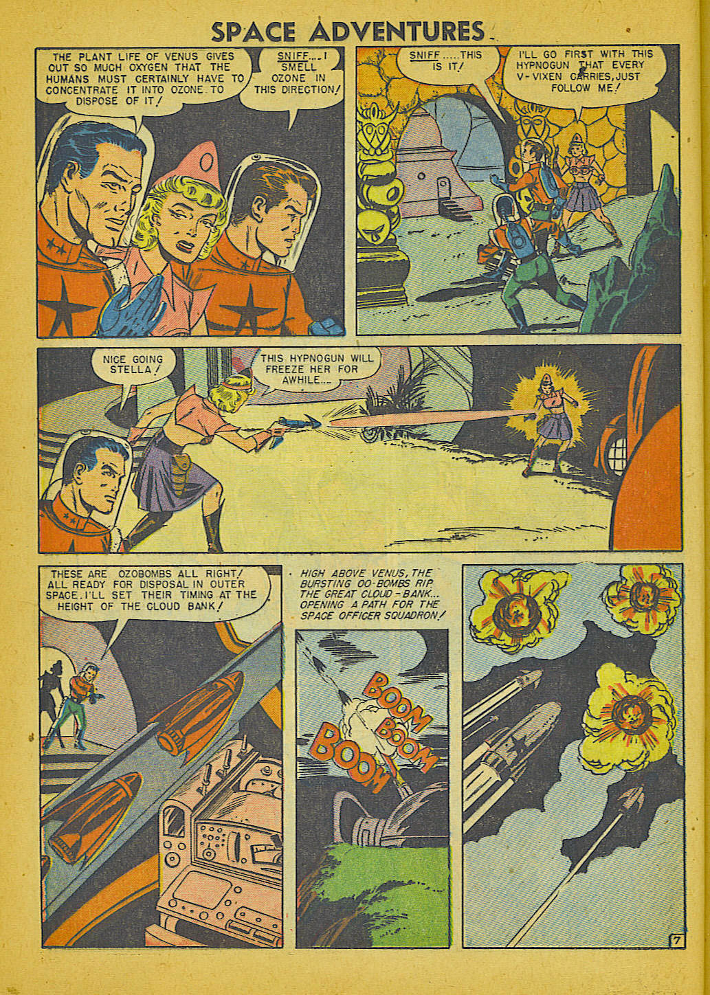 Space Adventures (1952) issue 3 - Page 15