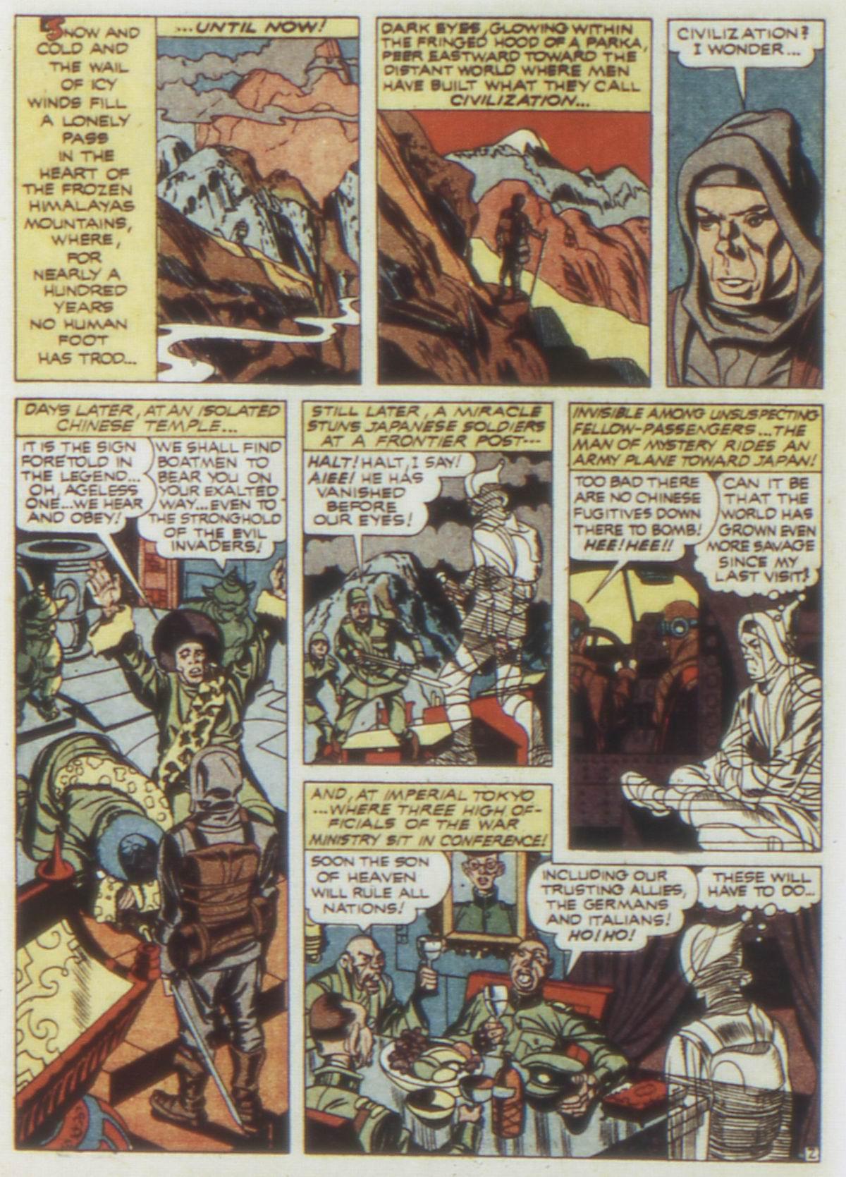 Read online Detective Comics (1937) comic -  Issue #77 - 48