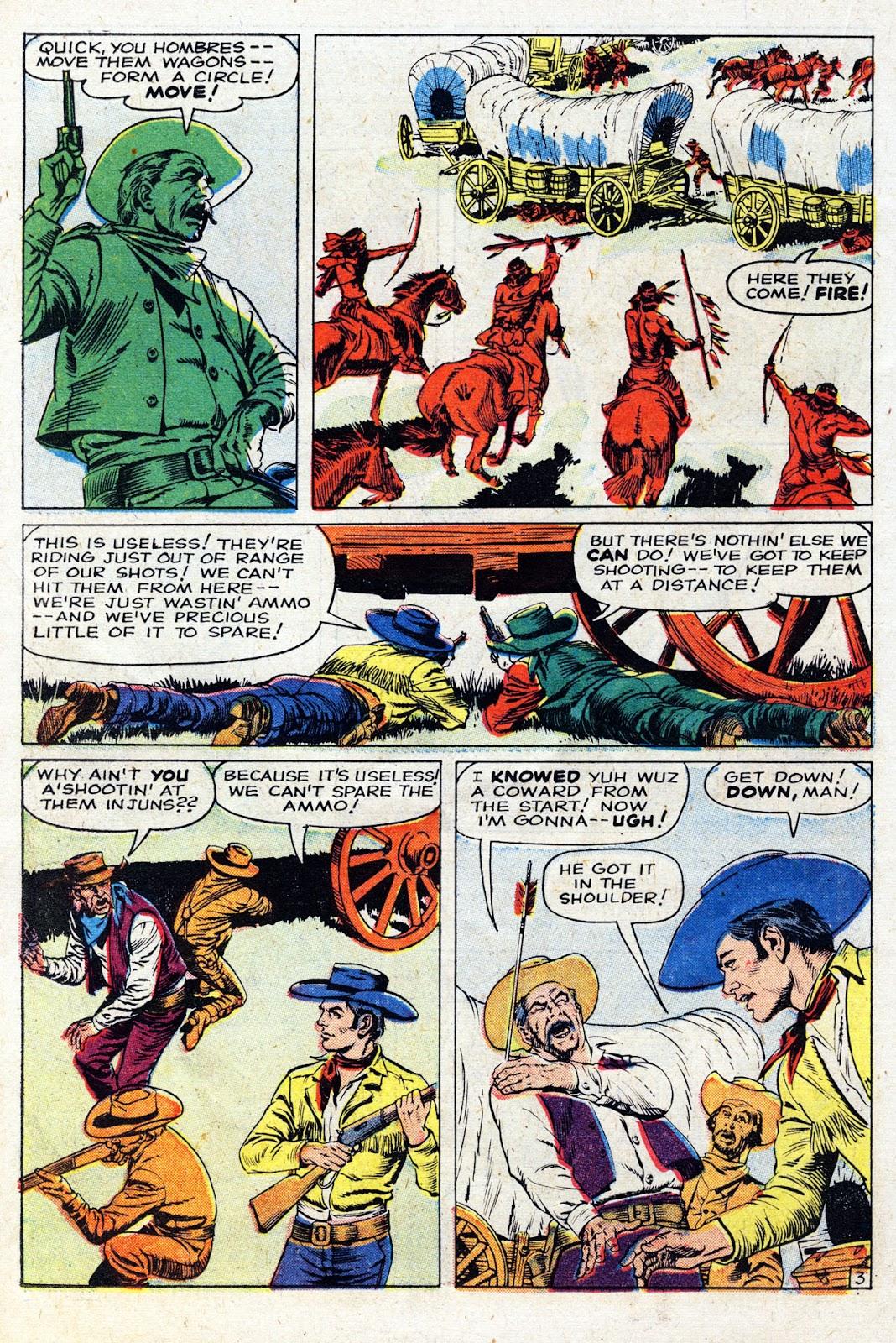 Gunsmoke Western issue 61 - Page 22