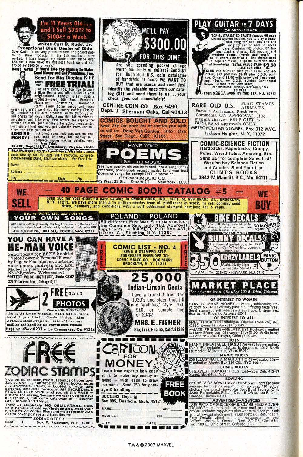 Read online Captain America (1968) comic -  Issue # _Annual 2 - 22
