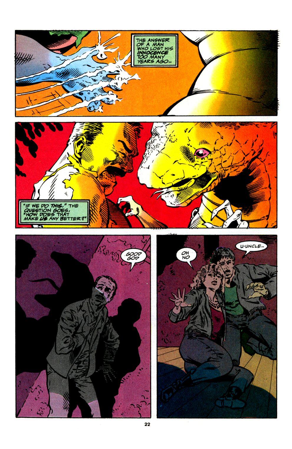 Read online Powerline comic -  Issue #4 - 24