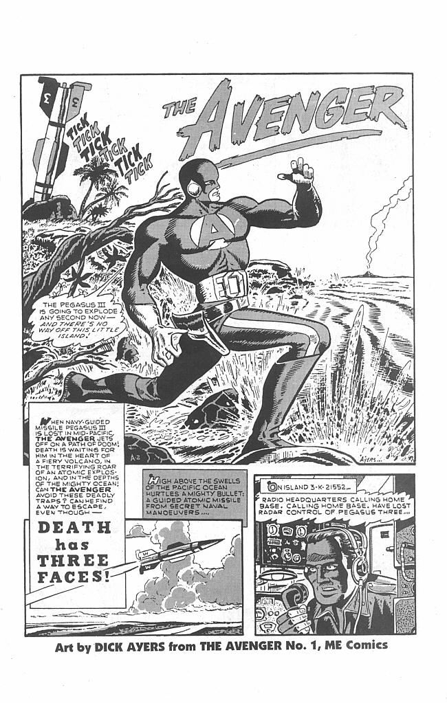 Read online Golden-Age Men of Mystery comic -  Issue #13 - 3