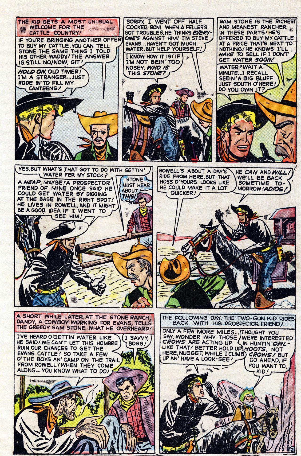 Read online Two-Gun Kid comic -  Issue #6 - 9